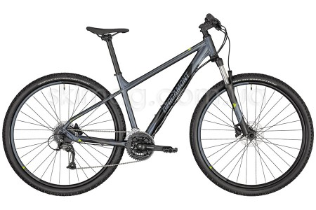 Bergamont Revox 3 Silver 2020