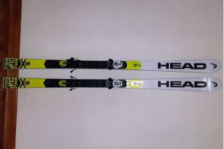 HEAD WORLD CUP REBELS I.GS team 166 b/u