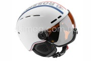 Rossignol VISOR - SINGLE LENSE WHITE 2017