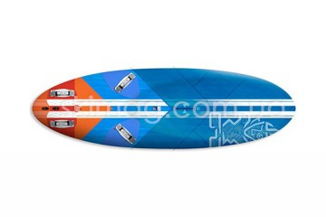 STARBOARD iSonic Race Slalom 137 UltraCore Reflex Carbon 2017