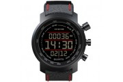 SUUNTO ELEMENTUM TERRA N/BLACK/RED LEATHER