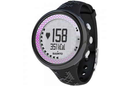 SUUNTO M5 WOMEN BLACK/SILVER