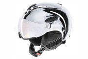 UVEX hlmt 300 visor chrome LTD 2018